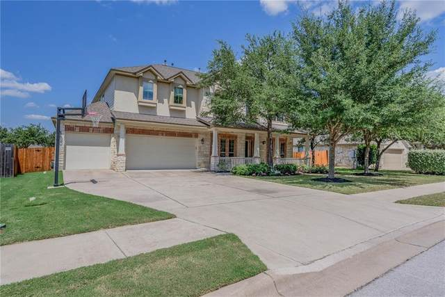 208 Richmond, Cedar Park, TX 78613 (#6558059) :: The Heyl Group at Keller Williams