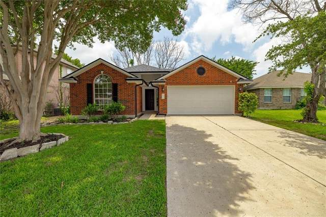 1303 Laurel Glen Blvd, Leander, TX 78641 (MLS #6566133) :: Brautigan Realty