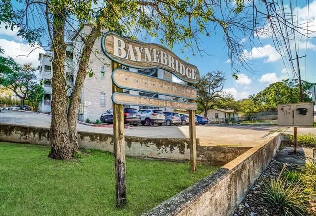 1005 N Lbj Dr B6, San Marcos, TX 78666 (#6567172) :: First Texas Brokerage Company