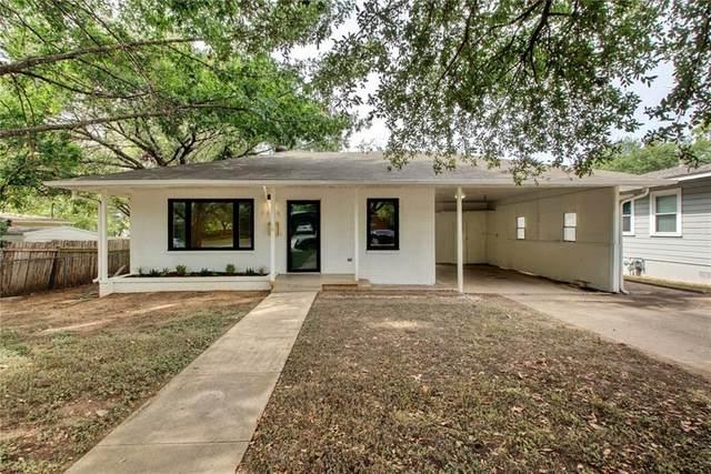 1205 Ridgemont Dr, Austin, TX 78723 (#6568199) :: Papasan Real Estate Team @ Keller Williams Realty