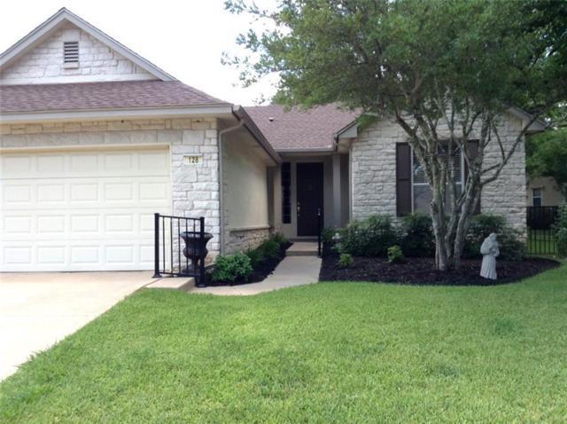 128 Running Water St, Georgetown, TX 78633 (#6570043) :: Ana Luxury Homes