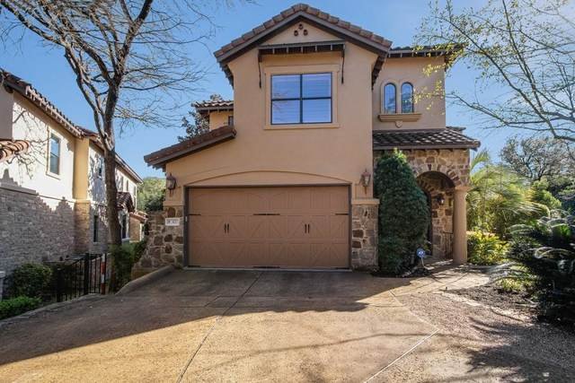 1036 Liberty Park Dr #43, Austin, TX 78746 (MLS #6571262) :: Vista Real Estate