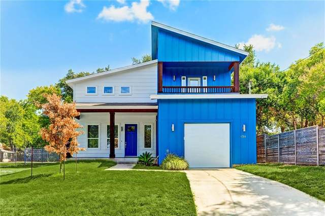 4704 Reyes St, Austin, TX 78721 (#6571869) :: Front Real Estate Co.