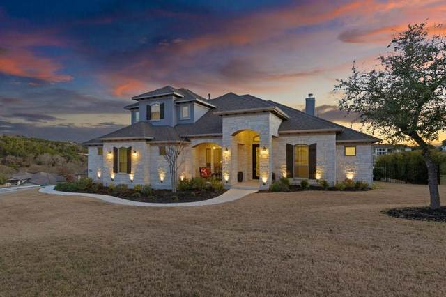 3508 Easy Money St, Leander, TX 78641 (#6571962) :: The Perry Henderson Group at Berkshire Hathaway Texas Realty