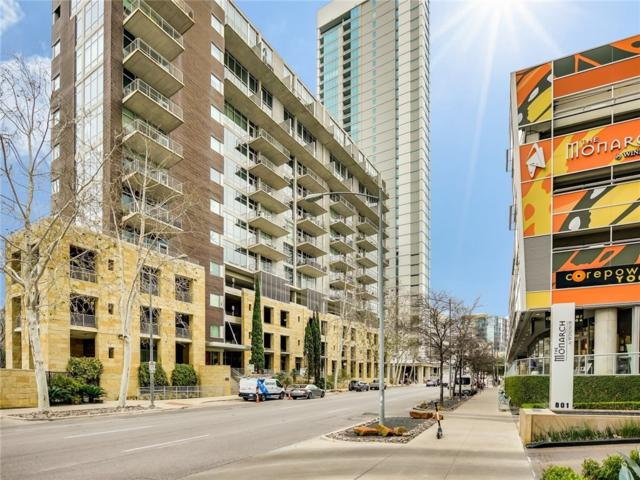 800 W 5th St #1002, Austin, TX 78703 (#6576114) :: Papasan Real Estate Team @ Keller Williams Realty
