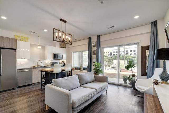 4361 S Congress Ave #126, Austin, TX 78745 (#6576713) :: Papasan Real Estate Team @ Keller Williams Realty