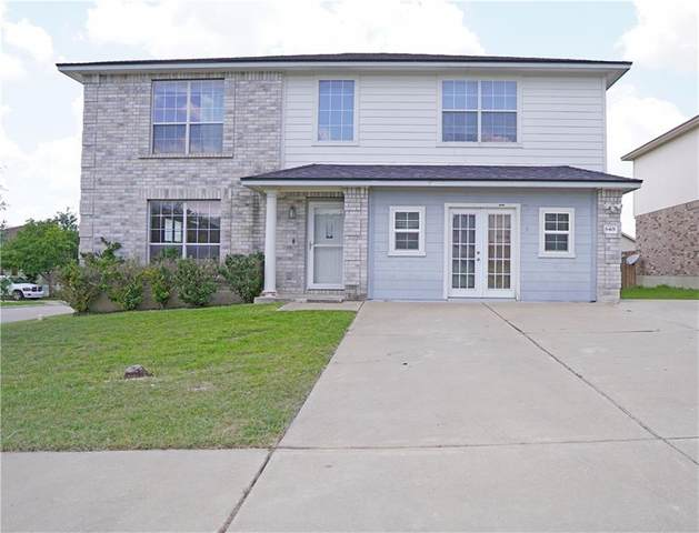 6401 Nessy Dr, Killeen, TX 76549 (#6576831) :: The Heyl Group at Keller Williams