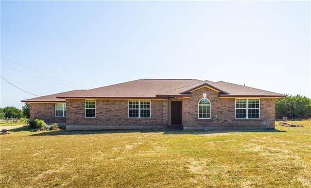1201 County Road 202, Burnet, TX 78611 (#6577886) :: Watters International