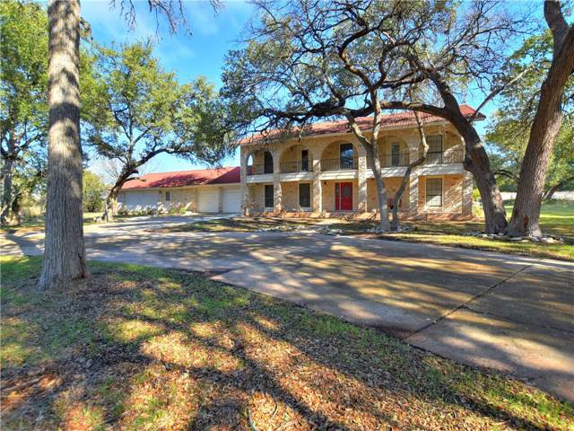 7780 State Highway 195, Florence, TX 76527 (#6579904) :: Lancashire Group at Keller Williams Realty