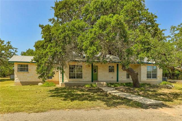 110 Ted Burger Rd, Dripping Springs, TX 78620 (#6581227) :: Resident Realty