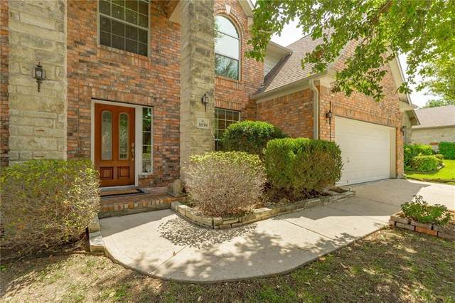 3839 Harvey Penick Dr, Round Rock, TX 78664 (#6587166) :: The Perry Henderson Group at Berkshire Hathaway Texas Realty