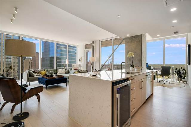 301 West Ave #1806, Austin, TX 78701 (#6587634) :: Lauren McCoy with David Brodsky Properties