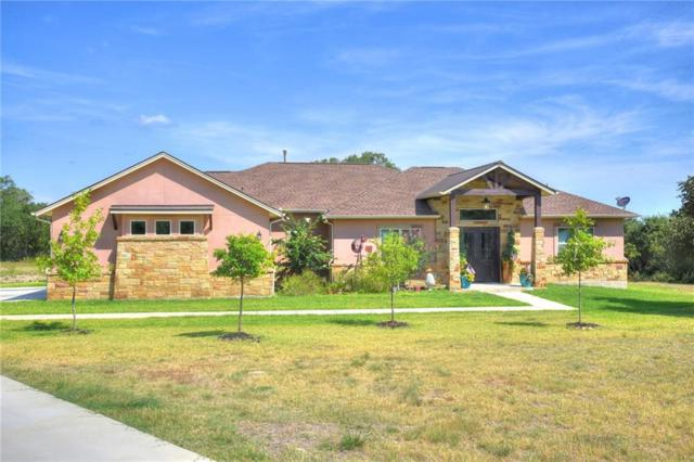 123 N Calvin Barrett, Blanco, TX 78606 (#6590585) :: The Heyl Group at Keller Williams