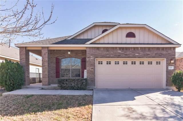 1309 Zacharys Way, Austin, TX 78748 (MLS #6591329) :: Brautigan Realty