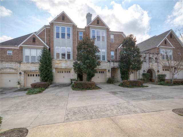 1211 Haven Ln #102, Georgetown, TX 78626 (#6595109) :: Papasan Real Estate Team @ Keller Williams Realty
