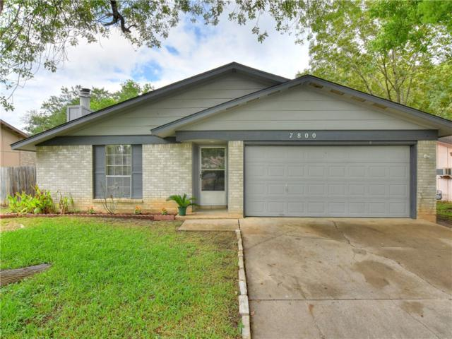 7800 Whitsun Dr, Austin, TX 78749 (#6596957) :: The Heyl Group at Keller Williams