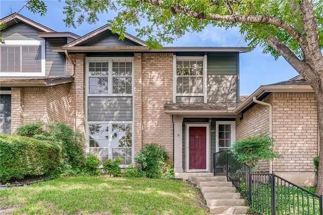 1015 E Yager Ln #169, Austin, TX 78753 (#6598246) :: Papasan Real Estate Team @ Keller Williams Realty