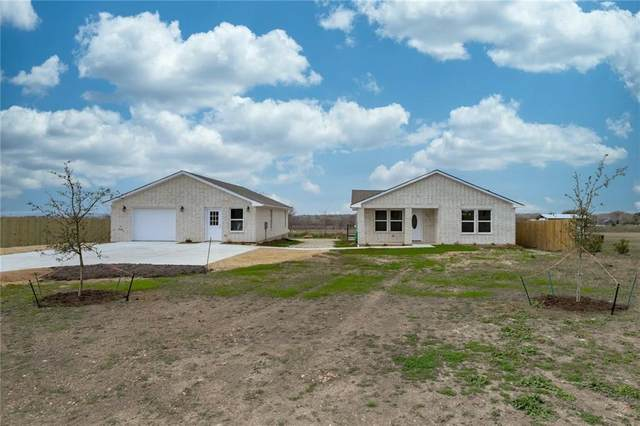 1162 County Rd 108, Hutto, TX 78634 (#6599103) :: Realty Executives - Town & Country