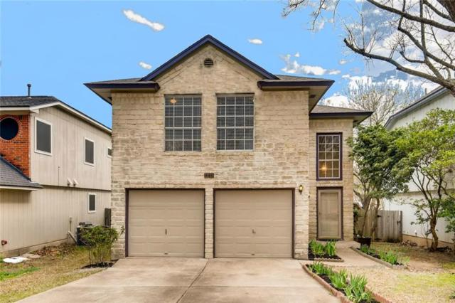 1213 Garden Path Dr, Round Rock, TX 78664 (#6602281) :: The Gregory Group