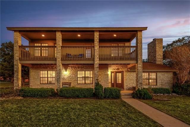 1401 Quaker Ridge Dr, Austin, TX 78746 (#6602678) :: Watters International
