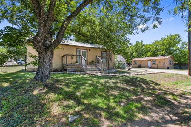 304 E Ash, Johnson City, TX 78636 (#6603007) :: The ZinaSells Group