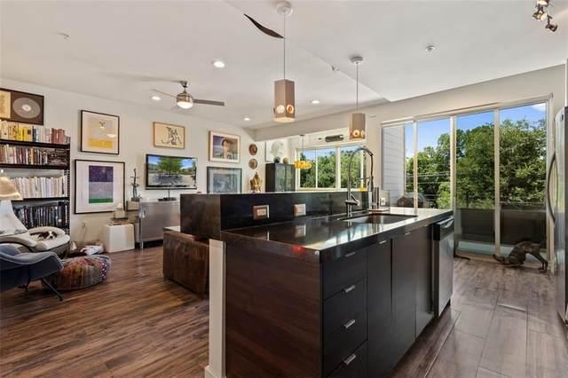 604 N Bluff Dr #102, Austin, TX 78745 (#6603771) :: Papasan Real Estate Team @ Keller Williams Realty