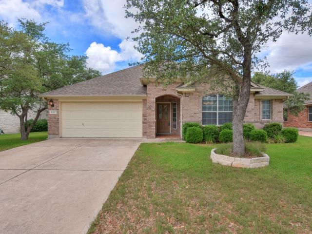 405 Silent Spring Dr, Cedar Park, TX 78613 (#6604064) :: RE/MAX Capital City