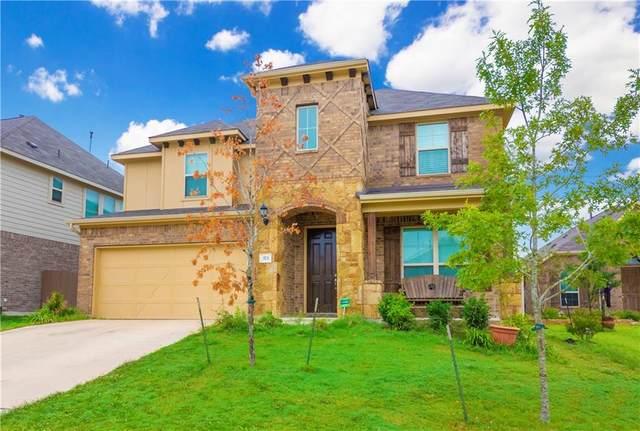 373 Rough Bark St, Buda, TX 78610 (#6604731) :: Papasan Real Estate Team @ Keller Williams Realty