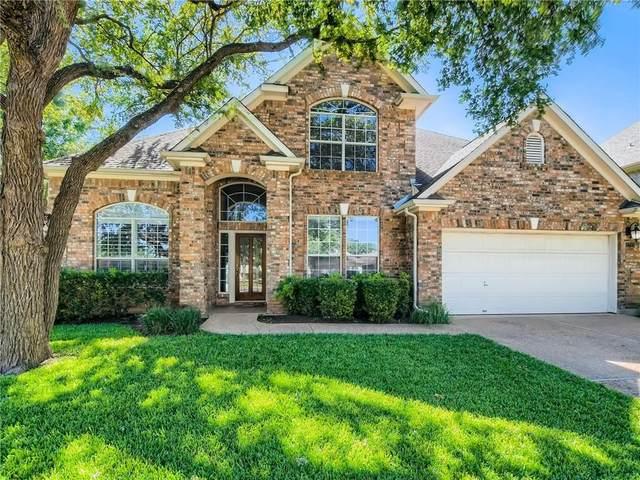 2725 Loyaga Dr, Round Rock, TX 78681 (#6606504) :: Papasan Real Estate Team @ Keller Williams Realty