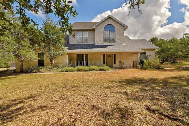 1012 Oak Meadow Dr, Dripping Springs, TX 78620 (#6607578) :: The Gregory Group