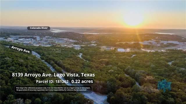 8139 Arroyo Ave, Lago Vista, TX 78645 (#6610635) :: Papasan Real Estate Team @ Keller Williams Realty