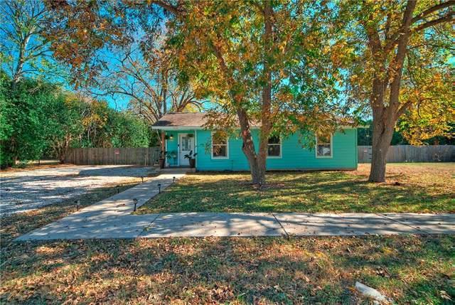 112 Smith Ln, San Marcos, TX 78666 (#6612913) :: Watters International