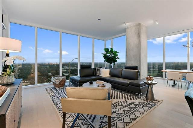 301 West Ave #5007, Austin, TX 78701 (#6613116) :: The Heyl Group at Keller Williams