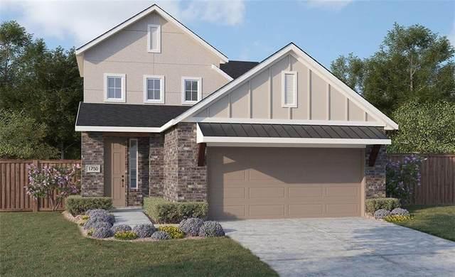 7911 Prairie Rye Dr, Lago Vista, TX 78645 (#6613467) :: All City Real Estate