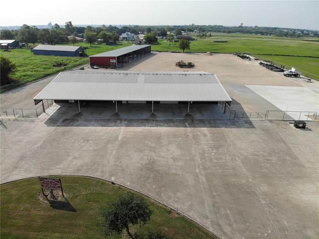 820 Oil Patch Ln, Gonzales, TX 78629 (#6614143) :: Papasan Real Estate Team @ Keller Williams Realty