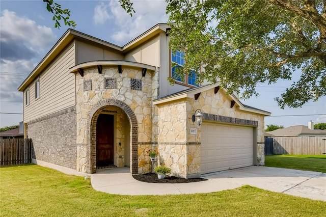 1017 Herrera Ct, Hutto, TX 78634 (#6615024) :: Papasan Real Estate Team @ Keller Williams Realty