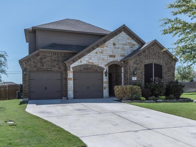 215 Yukon Cv, Hutto, TX 78634 (#6615273) :: Austin International Group LLC