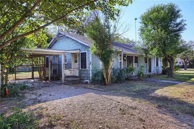 105 S Willis St, Granger, TX 76530 (#6615759) :: Cord Shiflet Group