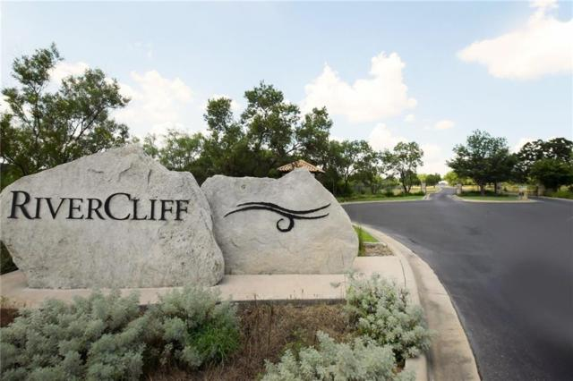 0 Rivercliff Cv, Spicewood, TX 78669 (#6616216) :: The ZinaSells Group