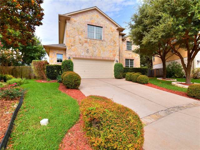 3224 Ranch Park Trl, Round Rock, TX 78681 (#6618178) :: First Texas Brokerage Company