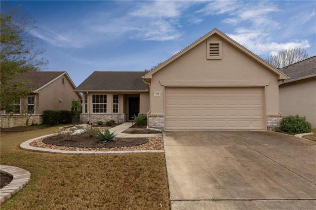 115 Plover Pass, Georgetown, TX 78633 (#6618362) :: 12 Points Group