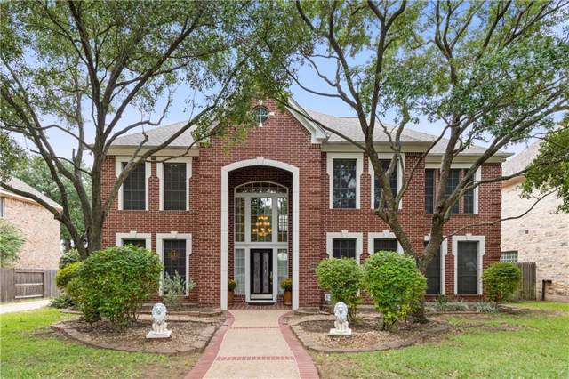 5605 Ballenton, Austin, TX 78739 (#6618463) :: The Perry Henderson Group at Berkshire Hathaway Texas Realty