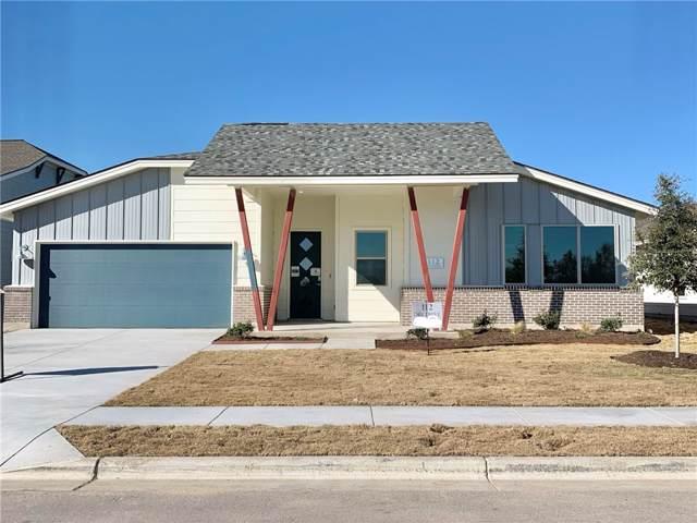 112 Dax Dr, Liberty Hill, TX 78642 (#6620934) :: Ana Luxury Homes