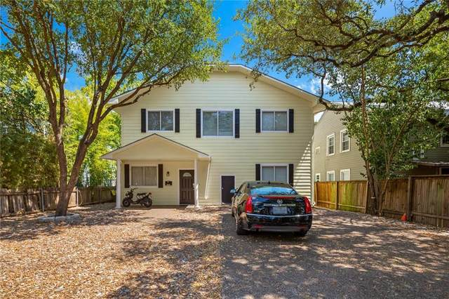 2833 San Gabriel St, Austin, TX 78705 (#6621297) :: Zina & Co. Real Estate