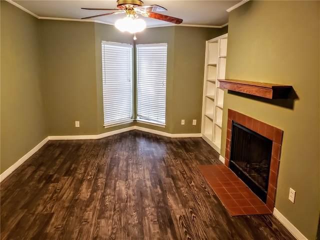1510 W North Loop Blvd #713, Austin, TX 78756 (#6621848) :: Lauren McCoy with David Brodsky Properties