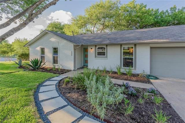 300 Clearday Dr, Austin, TX 78745 (#6622513) :: The Perry Henderson Group at Berkshire Hathaway Texas Realty
