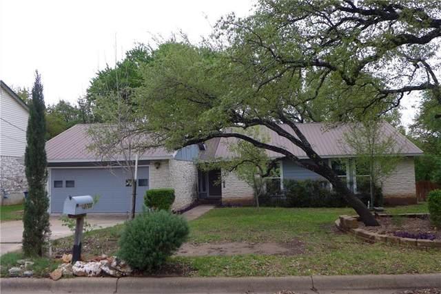 3700 Palomar Ln, Austin, TX 78727 (#6624409) :: First Texas Brokerage Company