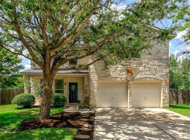 117 Whirling Eddy Cv, Hutto, TX 78634 (#6625783) :: Ben Kinney Real Estate Team