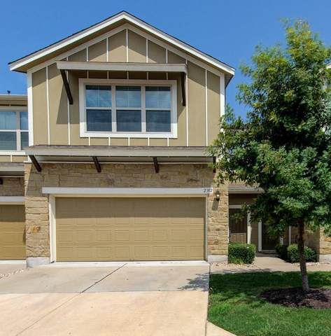 1620 Bryant Dr #2302, Round Rock, TX 78664 (#6626008) :: The Perry Henderson Group at Berkshire Hathaway Texas Realty