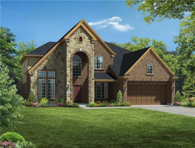 2816 Mossy Springs Dr, Leander, TX 78641 (#6627514) :: 12 Points Group